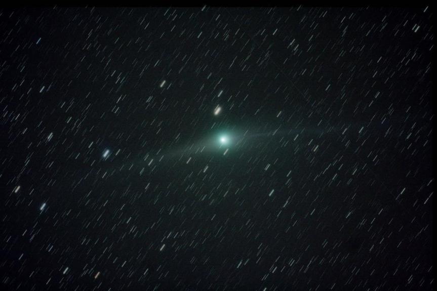 ガラッド彗星20120219