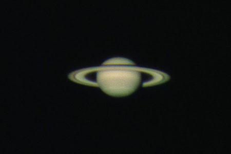 7月10日の土星