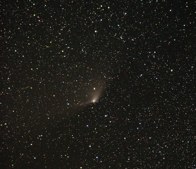 パンスターズ彗星20130506
