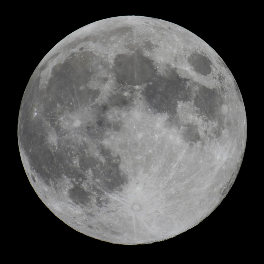 2013 Full Moon