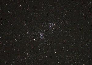 カシオペア二重星団