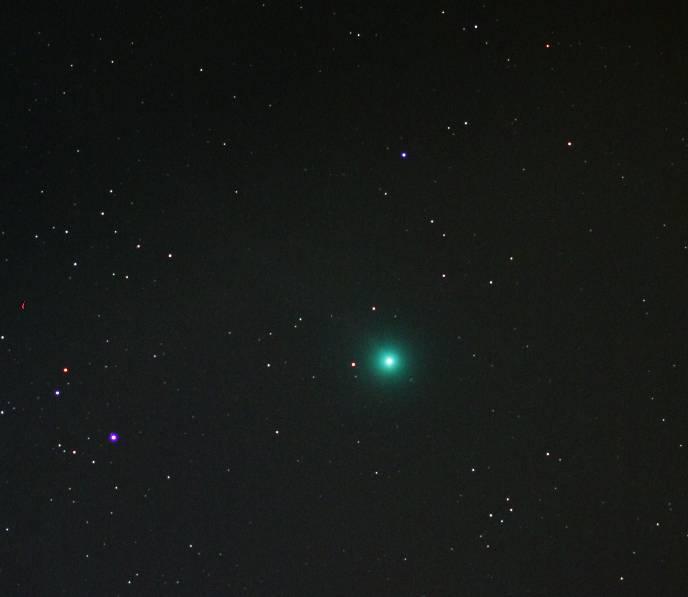 ラブジョイ彗星20150103