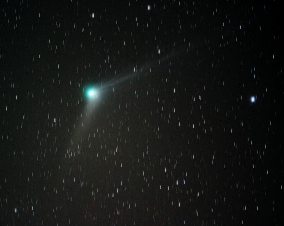 カテリナ彗星20151220